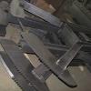 <p><br /><span>Stahlbau für Sägewerkseinrichtung</span></p>